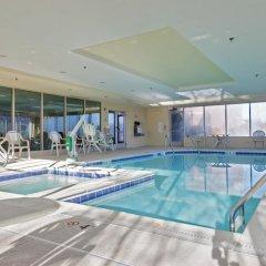 Отель Comfort Suites Manassas Battlefield Park бассейн фото 3