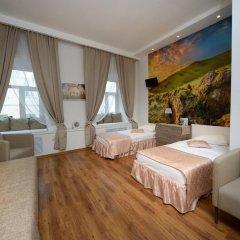 Сити Комфорт Отель 3* Люкс с разными типами кроватей фото 8