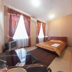 Гостиница Гостинный Дом Стандартный номер двуспальная кровать фото 7