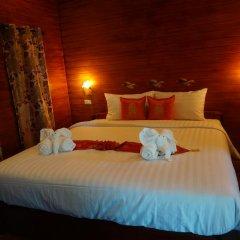 Отель Ruen Tai Boutique сейф в номере