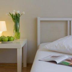 Аскет Отель на Комсомольской 3* Бюджетный двухместный номер с двуспальной кроватью и общей ванной с двуспальной кроватью фото 7