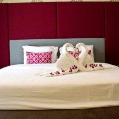Отель Z Through By The Zign 5* Номер Делюкс с различными типами кроватей фото 7