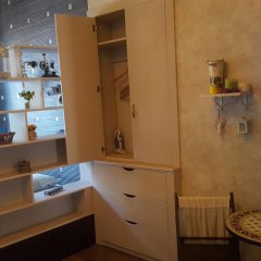 Гостиница Cozy Compact Flat in the City Center ванная