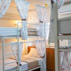Kamin Bird Hostel Кровать в общем номере с двухъярусной кроватью фото 3