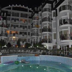 Апартаменты Natalia Apartment in Vista Del Mar 2 Свети Влас бассейн