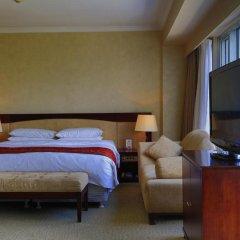 Beijing Continental Grand Hotel 3* Номер Делюкс с различными типами кроватей фото 8