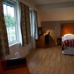 Marché Rygge Vest Airport Hotel 3* Стандартный номер с различными типами кроватей фото 9