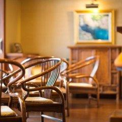 Отель Kashiwaya Ryokan Shima Onsen гостиничный бар