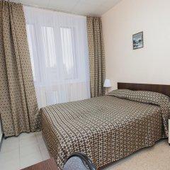 Гостиница Перекресток Стандартный номер 2 отдельные кровати фото 4