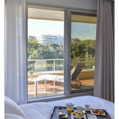 Radisson Blu Hotel, Nice 4* Полулюкс с двуспальной кроватью фото 6