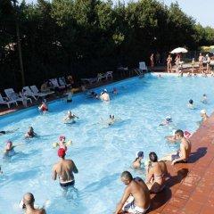 Отель Camping Village Costa Verde Потенца-Пичена бассейн