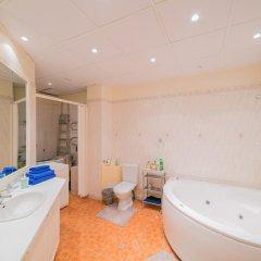 Гостиница СПБ Ренталс Улучшенные апартаменты с разными типами кроватей фото 7