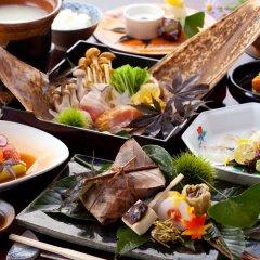 Отель SHUGETSU Минамиогуни питание