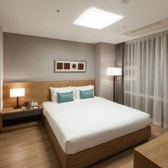 Отель Fraser Place Central Seoul 4* Улучшенные апартаменты с различными типами кроватей фото 5