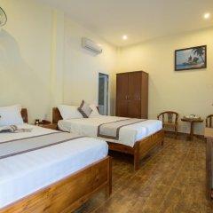 Отель Blue Paradise Resort 2* Улучшенный номер с различными типами кроватей фото 11