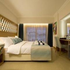 JDW Design Hotel 3* Стандартный номер с различными типами кроватей фото 2