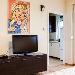 Отель Apartament4You Plac Bankowy 3* Студия фото 13