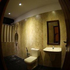 Отель Us Holiday Resort ванная фото 2