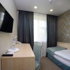 Гостиница ХИТ 3* Стандартный номер с различными типами кроватей фото 6
