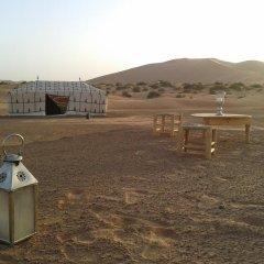 Отель Night Desert Camp Марокко, Мерзуга - отзывы, цены и фото номеров - забронировать отель Night Desert Camp онлайн фото 6