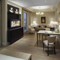 Palazzo Parigi Hotel & Grand Spa Milano 5* Представительский люкс с двуспальной кроватью фото 5
