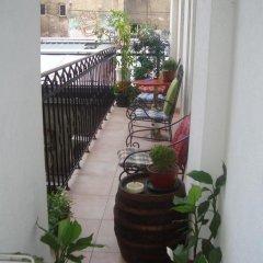 Authentic Belgrade Centre Hostel балкон
