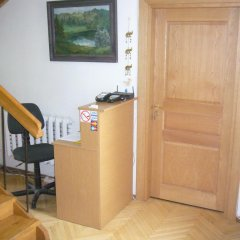 Отель Family Литва, Каунас - 1 отзыв об отеле, цены и фото номеров - забронировать отель Family онлайн интерьер отеля фото 2