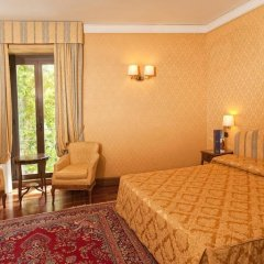 Ambasciatori Palace Hotel 5* Стандартный номер с различными типами кроватей фото 5