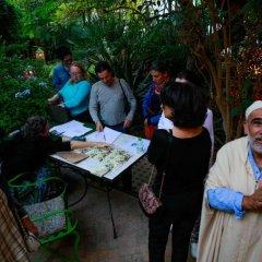 Отель Le Jardin Des Biehn Марокко, Фес - отзывы, цены и фото номеров - забронировать отель Le Jardin Des Biehn онлайн помещение для мероприятий