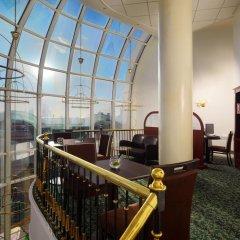 Гостиница Марриотт Москва Гранд 5* Улучшенный номер с различными типами кроватей фото 6