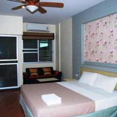 Отель Jomtien Morningstar Guesthouse 2* Стандартный номер с различными типами кроватей фото 7