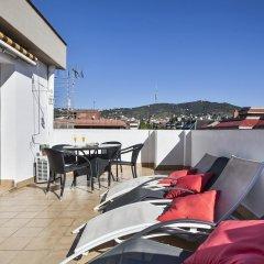 Отель Sarria Attic Испания, Барселона - отзывы, цены и фото номеров - забронировать отель Sarria Attic онлайн балкон