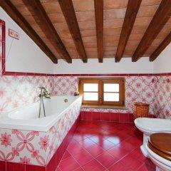 Отель Il Pino Массароза ванная