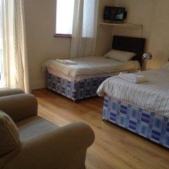 The Crystal Lodge Hotel 2* Стандартный номер с различными типами кроватей (общая ванная комната) фото 3