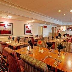 Отель Britannia Hotel Leeds Великобритания, Лидс - отзывы, цены и фото номеров - забронировать отель Britannia Hotel Leeds онлайн питание фото 5