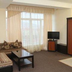 Гостиница Кавказ Студия разные типы кроватей фото 2
