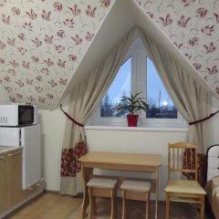 Гостевой дом Три клена Номер Комфорт с различными типами кроватей фото 4