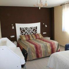 Отель La Morada del Cid Burgos 3* Стандартный номер с различными типами кроватей фото 15
