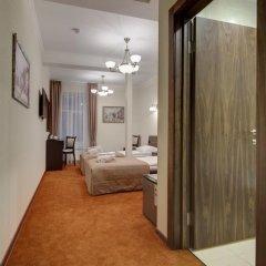 Мини-отель Соло Адмиралтейская Стандартный номер с 2 отдельными кроватями фото 23