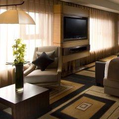 Отель Hilton Beijing Wangfujing 5* Номер Делюкс с различными типами кроватей