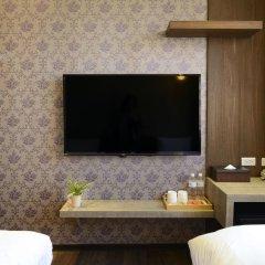 Ximen Hedo Hotel Kangding,Taipei 3* Номер Делюкс с 2 отдельными кроватями фото 5
