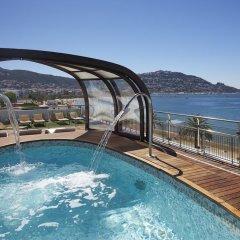 Отель & Spa Terraza Испания, Курорт Росес - 1 отзыв об отеле, цены и фото номеров - забронировать отель & Spa Terraza онлайн бассейн фото 3