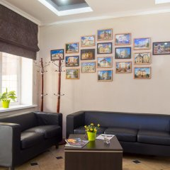 Гостиница Мартон Рокоссовского интерьер отеля фото 2