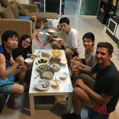 Отель Durian Inn Бангкок питание