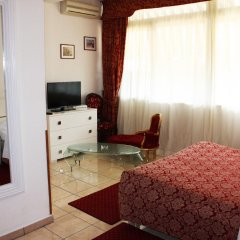 Hotel Giulietta e Romeo 3* Стандартный номер с различными типами кроватей фото 14