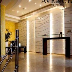 Отель The Avenue Suites Лагос фитнесс-зал