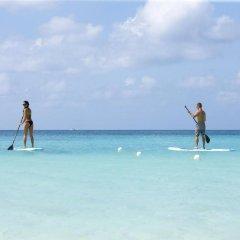 Отель Grand Cayman Marriott Beach Resort Каймановы острова, Севен-Майл-Бич - отзывы, цены и фото номеров - забронировать отель Grand Cayman Marriott Beach Resort онлайн фитнесс-зал фото 3