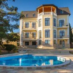 Гостевой Дом Вилла Каприз бассейн фото 2