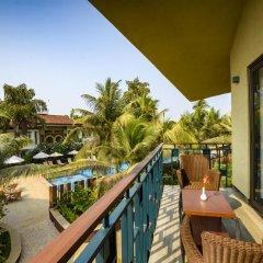 Отель Beleza By The Beach Индия, Гоа - 1 отзыв об отеле, цены и фото номеров - забронировать отель Beleza By The Beach онлайн балкон