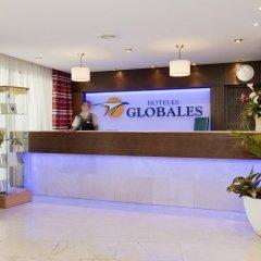 Отель Globales Verdemar Apartamentos Испания, Коста-де-ла-Кальма - отзывы, цены и фото номеров - забронировать отель Globales Verdemar Apartamentos онлайн интерьер отеля фото 3